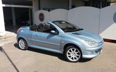 Peugeot 206 1.6 16V C+C GPL