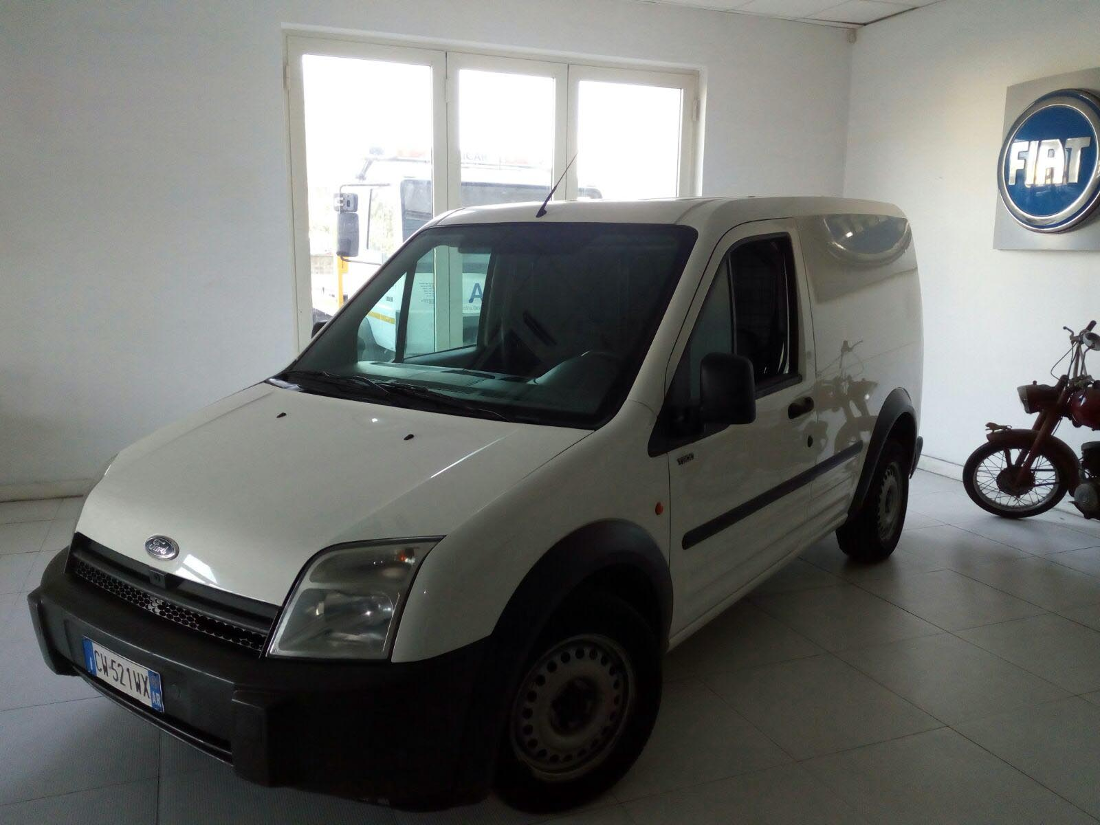 Ford Transit Connect 1.8 (1)