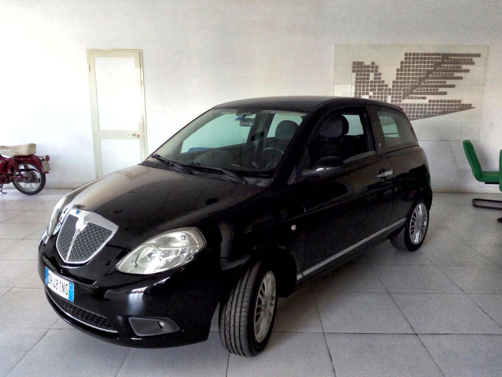 Lancia Y 1.3 MJT (1)