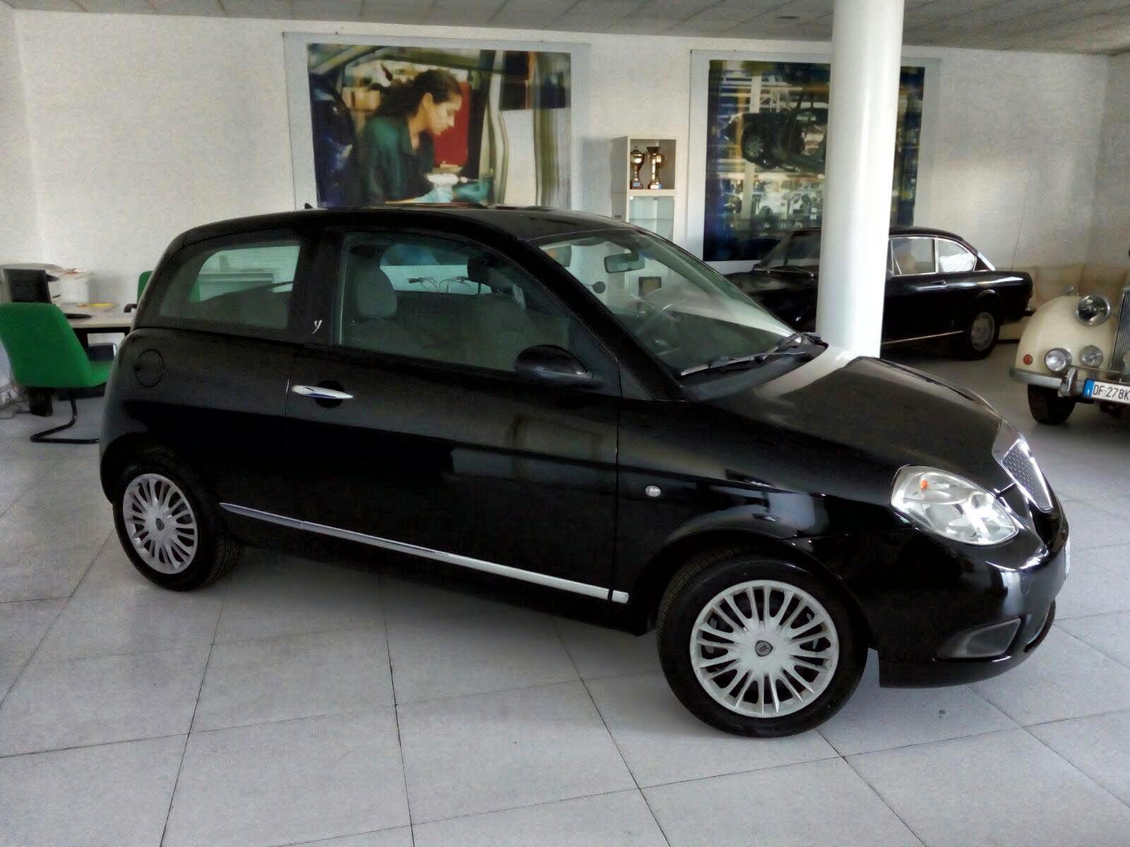 Lancia Y 1.3 MJT (2)
