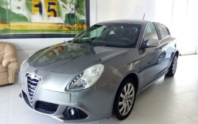 Alfa Romeo Giulietta 2.0 JTDM Distinctive Euro 9.500